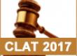 CLAT 2017 Notification
